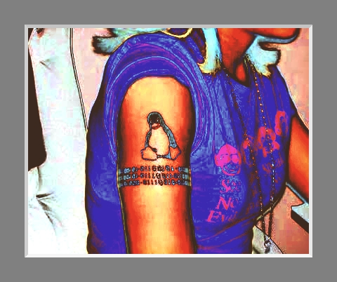 linux-tattoo