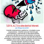 SOPA, ACTA o cómo destruir Internet