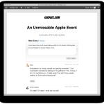 Plugin WordPress para LiveBlog