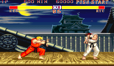 Street Fighter II'- Champion Edition (M4, bootleg)-2